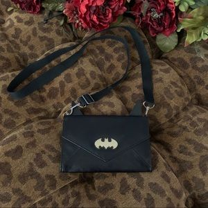 Handbags - Super cute Batman theme crossbody Wallet